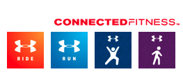 Compatible with Under Armour Connected Fitness
